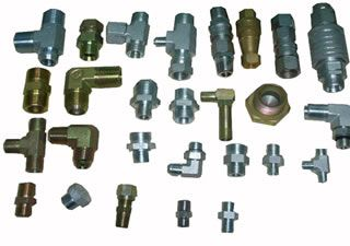 Hydraulic Adapters and Fittings